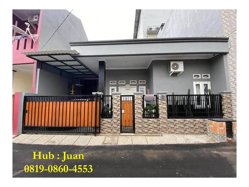 Iklan Di Jual Cepat Rumah Murah di Duren Sawit Jakarta ...